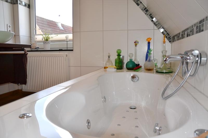 Dusch- und Wannenbad Obergeschoss