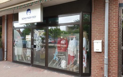 Ladengeschäft in St.Peter-Ording – Badzentrum –